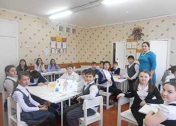 Воспитательная система школы