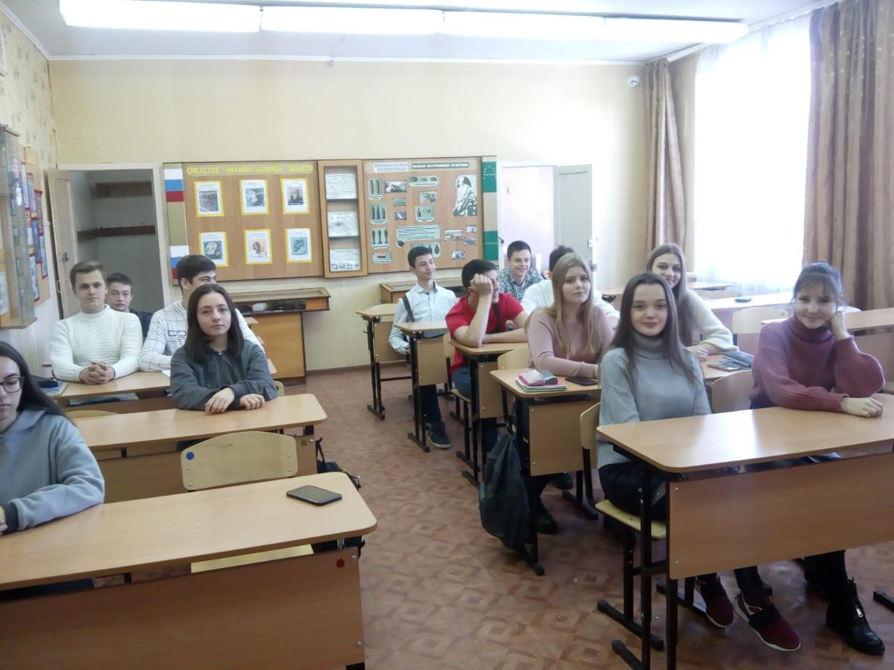 заседание  детской организации «Содружество Радуга»